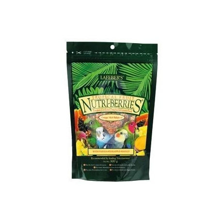 Tropical Fruit Nutri-Berries Parakeet - 300g