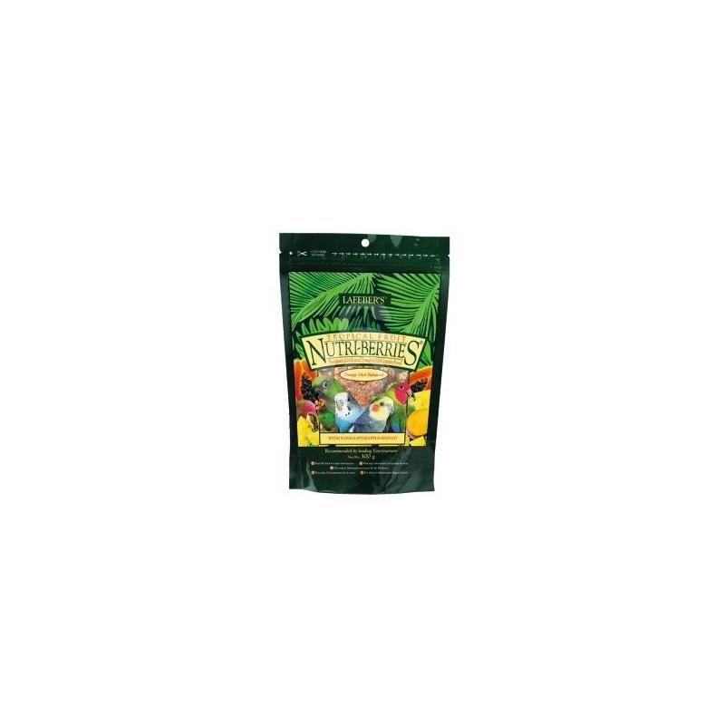 Tropical Fruit Nutri-Berries Parakeet - 300g