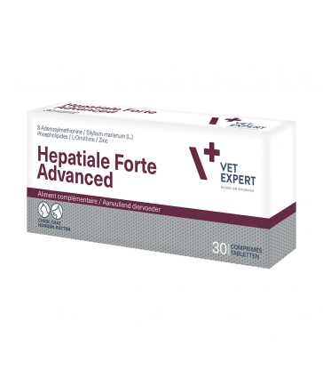 Hepatiale Forte Advanced - 30 comprimés
