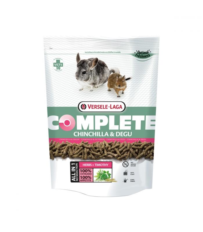 Complete Chinchilla & Degu - Sac de 500 g