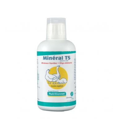 MINERAL TS - Flacon de 250ml