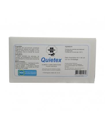 Quietex Seringues orales
