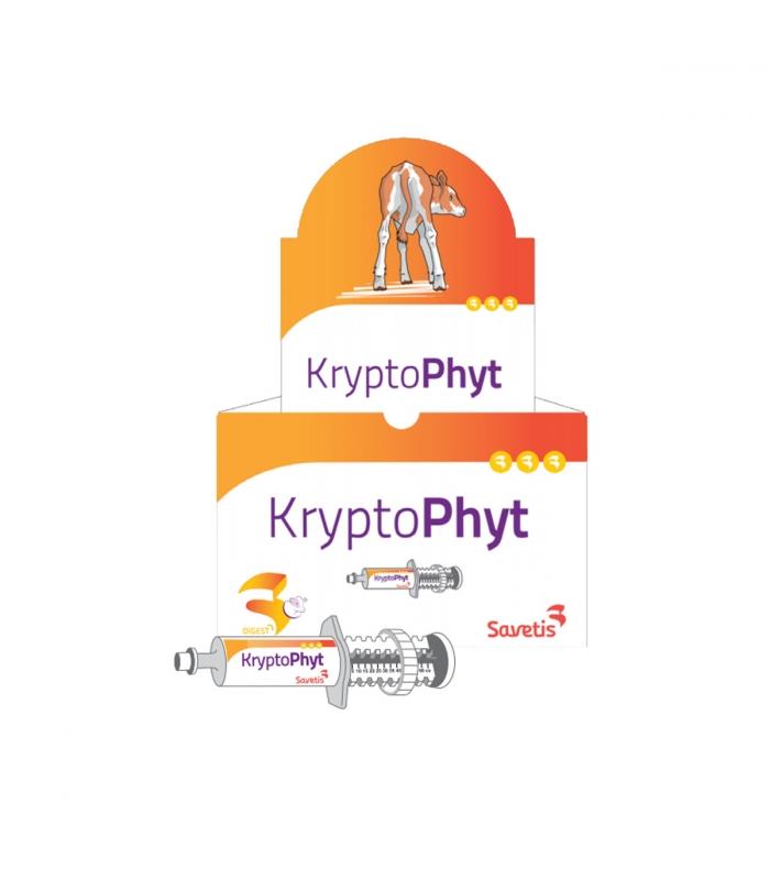 Kryptophyt - 12 seringues