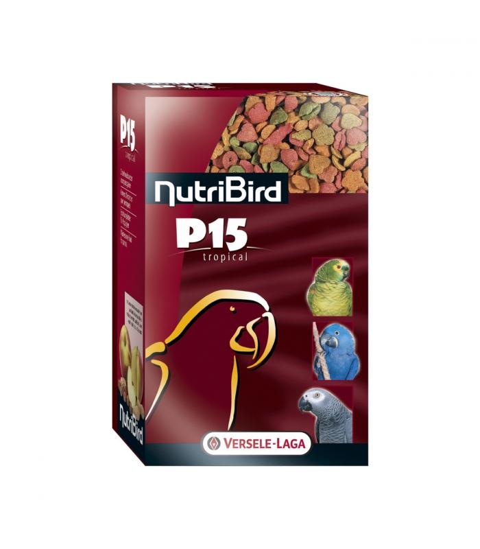 Nutribird P15 Tropical - Boite de 1kg