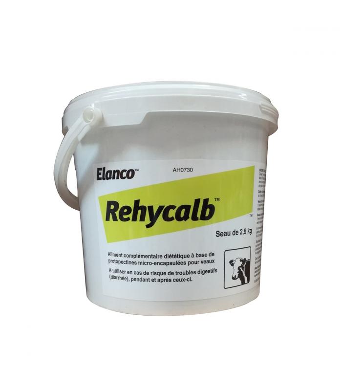 REHYCALB - Seau de 2,5Kg