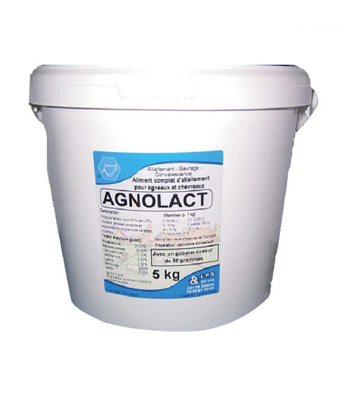 AGNOLACT - Seau de 5kg