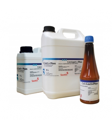 CALCI LACT + PHOS - Flacon de 500 ml