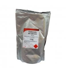 CARBONATE DE CALCIUM - Sac de 1 KG