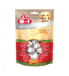 OS A MACHER 8in1 Delights XS - Au poulet - Paquet de 21