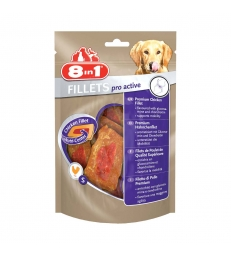 8in1 Fillets Pro Active - S - Sachet de 80g