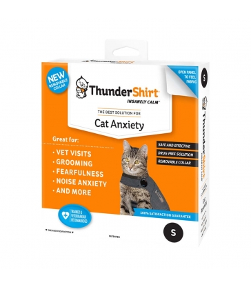 BODY ANTI STRESS THUNDERSHIRT Taille S Modèle chat