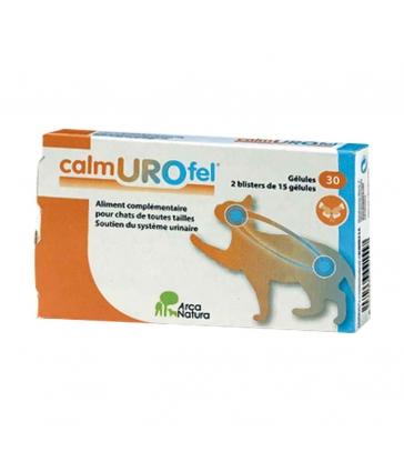 Calmurofel - Boite de 30 gélules