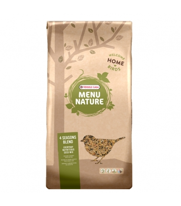 Menu Nature - 4 Seasons Blend - Sac de 4kg