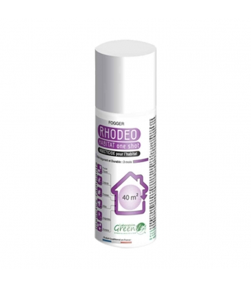 RHODEO HABITAT ONE SHOT - Nébulisateur de 50ml