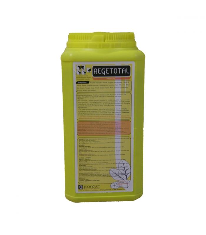 REGETOTAL Granulés - Boite de 1,5 Kg
