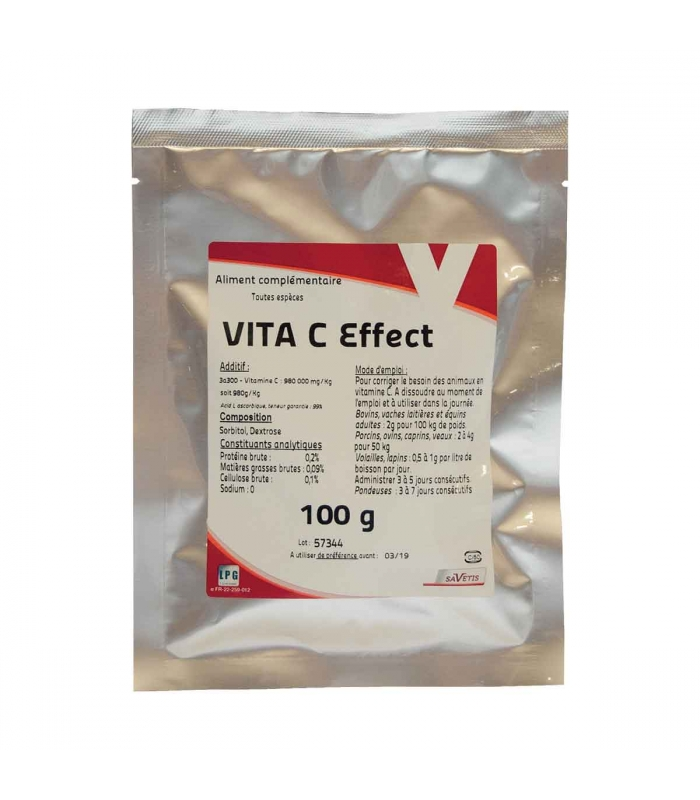 Vita C Effect - Sachet de 100g