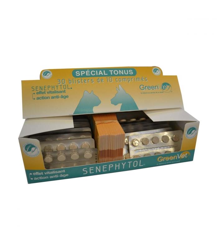 SENEPHYTOL - Présentoir 30 blisters