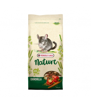 Nature Chinchilla - Sac de 700g