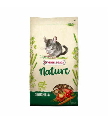 Nature Chinchilla - Sac de 2,3kg