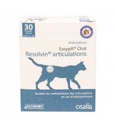 Easypill Chat Resolvin Articulations - Boîte de 30 boulettes