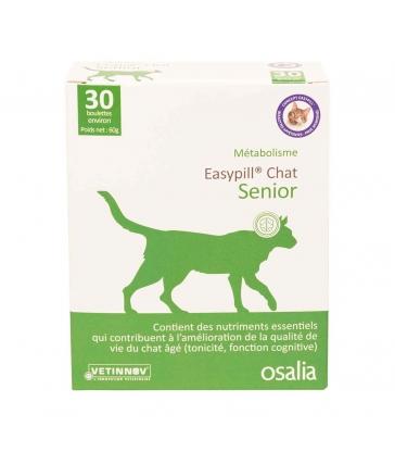 Easypill Chat Senior - Boîte de 30 boulettes