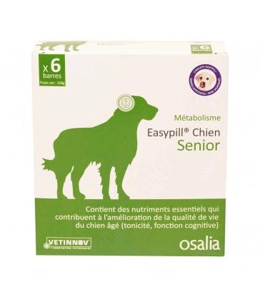 Easypill Chien Senior - Boîte de 6 barres de 28 G