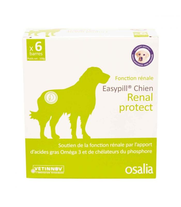 Easypill Chien Renal Protect - Boîte de 6 barres de 28 G
