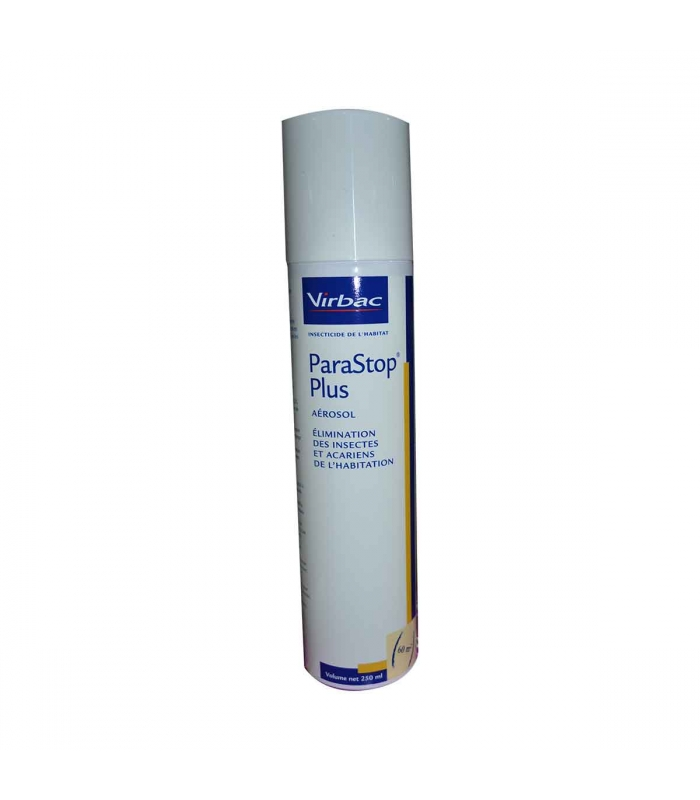 Parastop Plus - Aérosol de 250 ml