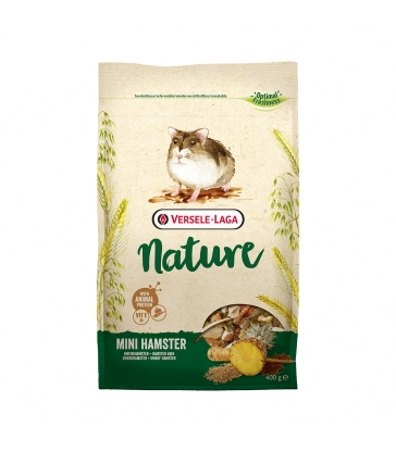Nature Mini Hamster - Sac de 400g