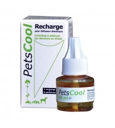 Petscool recharges pour diffuseur - 1 recharge de 40ml