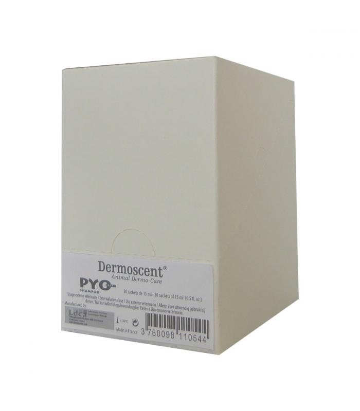 Dermoscent PYOclean Shampoo - Boite de 20 recharges