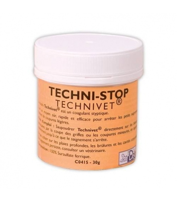 Techni-Stop (coagulant)