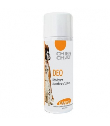 Deo chien/chat aérosol Canys