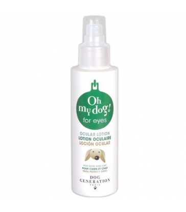 Oh My Dog ! For Eyes Spray 125ml