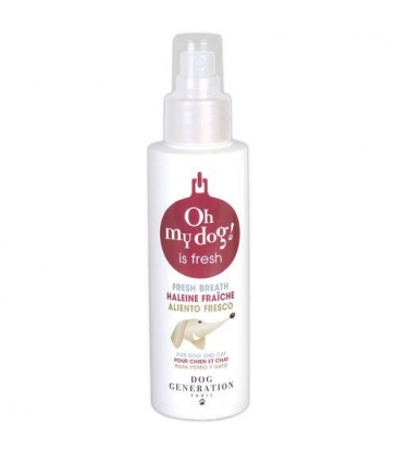 Oh My Dog Is Fresh ! Spray 125ml