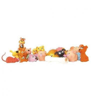 """Lot de 40 jouets Latex """"Mini modèle"""""""