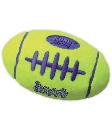 Jouet KONG® AirDog Squeaker Rugby