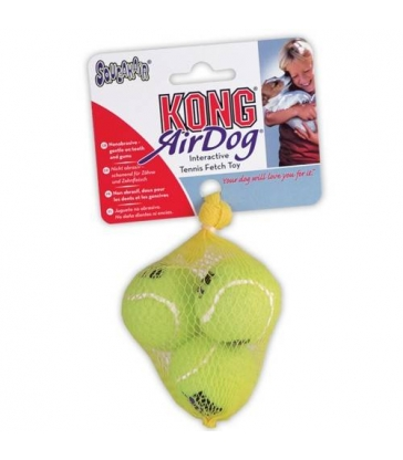 Jouet KONG® AirDog Squeaker Ball par 3