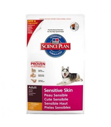 Hills Sensitive Skin (poulet)