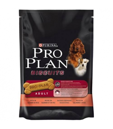 Biscuits au saumon Proplan