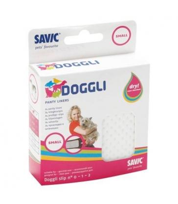 24 Protège-slips Savic Doggli