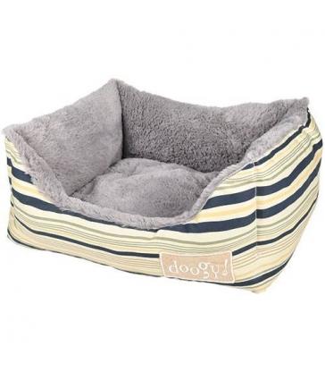 Sofa Doogy Stripy Bleu