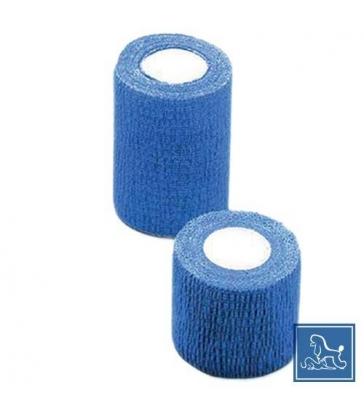 Bande cohésive bleue