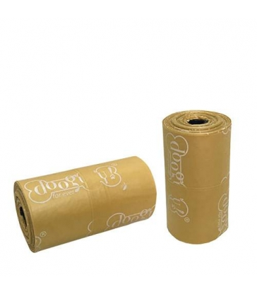 Lot De Rouleaux Ramasse Crotte Biodégradable