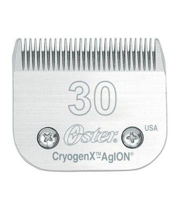 Tête de coupe Oster Cryogenx n°30