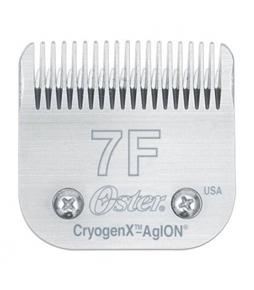 Tête de coupe Oster Cryogenx n°7F