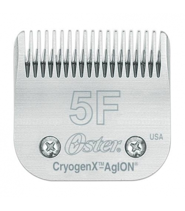 Tête de coupe Oster Cryogenx n°5F