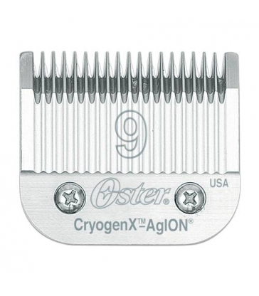 Tête de coupe Oster Cryogenx n°9