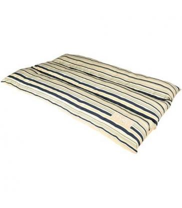 Coussin Doogy Stripy Bleu
