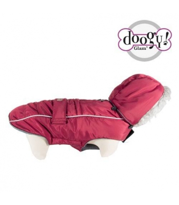 Doudoune Softy Rouge